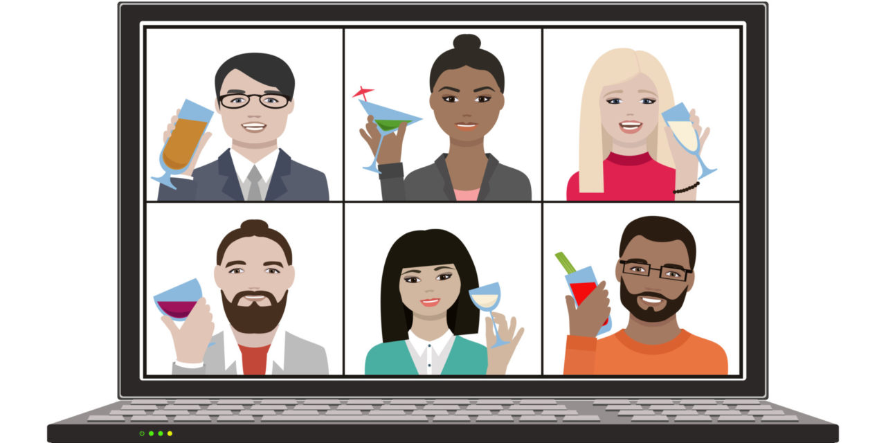 How to Throw a Virtual Drinks Event for Your Team in 5 Easy Steps